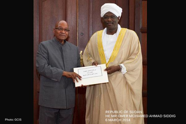 Credentials-Sudan