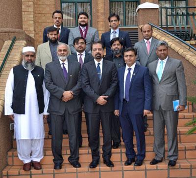Pakistan Fan Manufacturers and Exporters Association visits